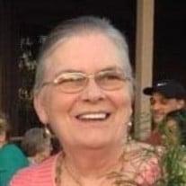 "Christine ""Chris"" Elaine Franks"