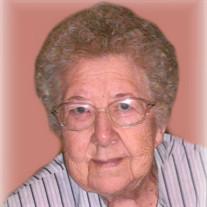Mattie Ruth Brewer of Adamsville, TN