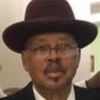 Reverend James R. Williams Sr.