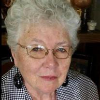 Mrs. Judith Faye Hall