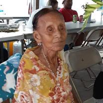 Mrs. Elodia Vergara-Santos