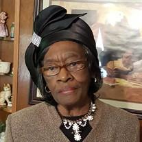 Mrs. Dorothy Mae Barnes Whittley