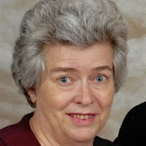 Mary Elizabeth Marsteller