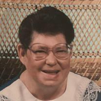 Margie Faye Bowman