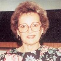 Annie Frances Reeves