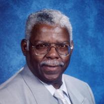 Rev. Raymond E. Walker