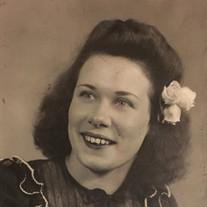 Dorothy Della Edgerton