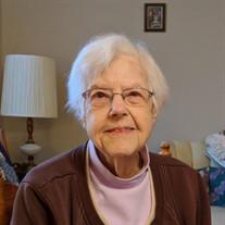 "Margaret ""Christine"" Gordon"
