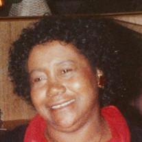 Mrs. Mattie Mae Roy