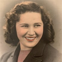 Vera Helen Donovan