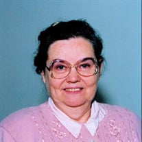 Hilda Jeanette Bailey of Oakfield, TN