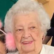 Mrs. Jeannette Augusta Clavey Johnston