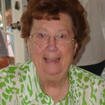 Mrs Margaret Anderson