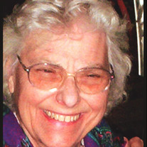 Maxine M. Thompson