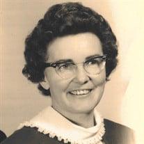 Mrs. Edith Marie Ireland