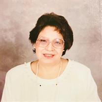 Amalia (Garcia) Vasquez