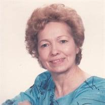 Martha Ann Thomas