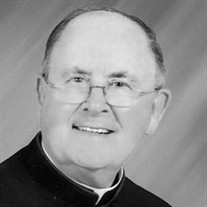 Monsignor Fachtna Joseph Harte