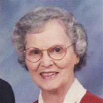 Mildred Frances Johnson