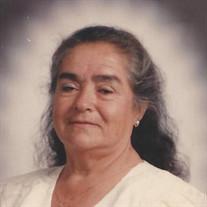Maria Candelaria Martinez