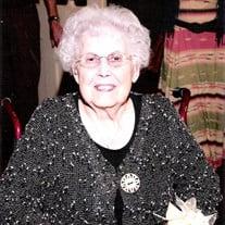 Mrs. Bernice Beck