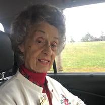 Mrs. Dorothy June Vernon