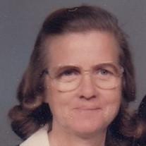 Doris Marie Dickerson
