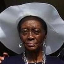 Ms. Ernestine Dancy Thompson