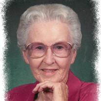Mrs. Jeanette S. Bozeman