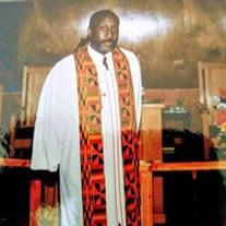 Rev. Dr. Horace S. Allen, Jr.