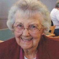 Vilma Joy Burger Davis Swanson
