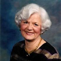 Mrs. Peggy Ann Holt
