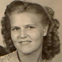Mrs. Elva Jeanette Hall
