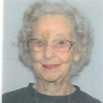 Doris Evangeline Poole Brown