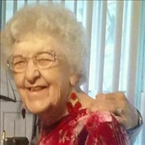 Bertha Evelyn Marie Glandon