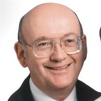 Rev. Russell Gene Osbeck