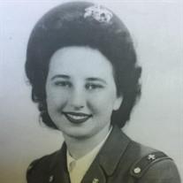 Dorothy Mae Croucher
