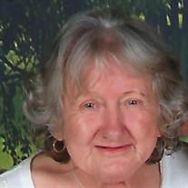 Gloria Jean Mahaffey McCarson