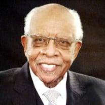 Pastor Emeritus Rev. Dr. Roosevelt Austin, Sr.