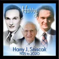 Harry J. Sniscak