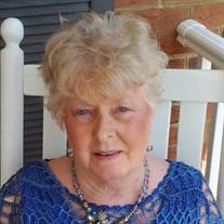 Mary Jo Robinette Dillard