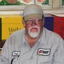 Loyd Eugene Rowland of Bethel Springs, Tennessee
