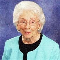 Mildred Virginia Anthony