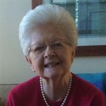 Mrs. Betty Ann DeCourcy Halm