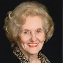 Mrs. Frances M. Morris
