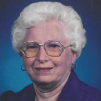 Barbara Ann Glover Tadlock