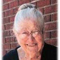 Elsie Gertrude Wright, Waynesboro, TN