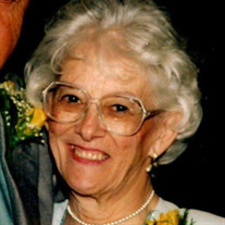 Mrs. Joyce F. (Perry) LaMere