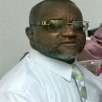Pastor Larry Dean Johnson