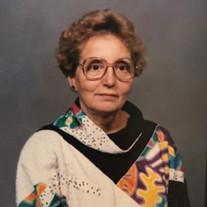 Mrs. Margaret Stroh